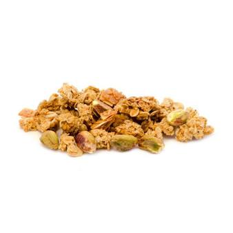 organic pistachio mulberry granola