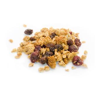 organic triple berry granola