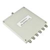 CS2080S-6 SMA Power Divider 6-way 2-8Ghz S Steel SMA Centric RF