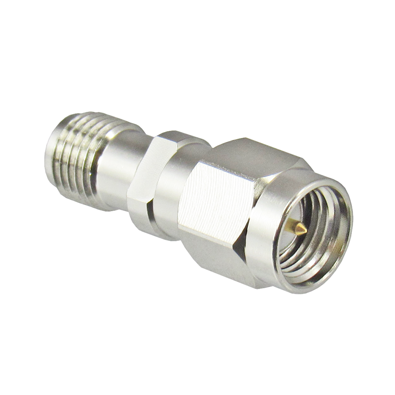 C3419 SMA/Male to SMA/Female Coaxial 27 Ghz Adapter Centric RF