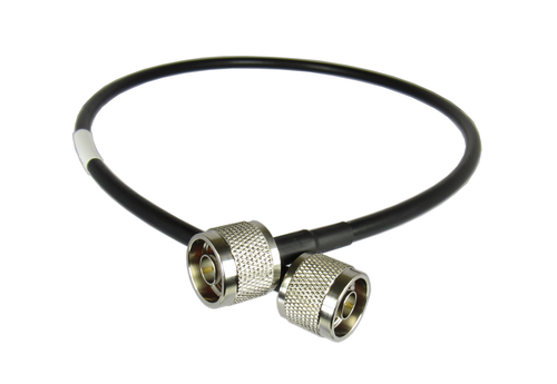 N240N-36 N/Male to N/Male LMR240 36 inch Cable Assembly Centric RF