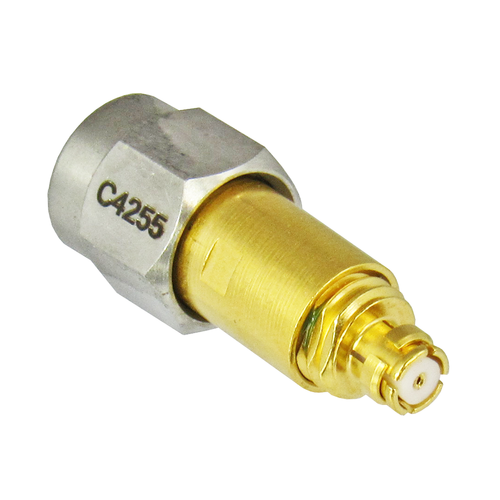 C4255 2.92/Male to SMP/Female 40 Ghz Adapter Centric RF