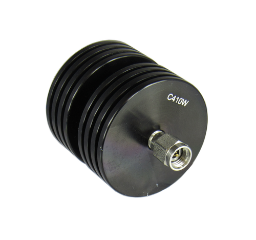 C410W 2.92/Male 10 Watt 40 Ghz Termination Centric RF