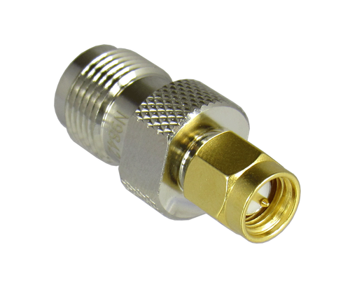 N9842 SMA/Male to TNC/Female Network Grade Adapter Centric RF