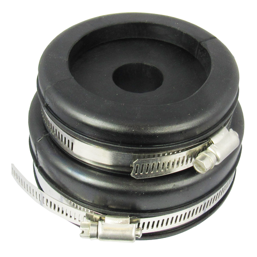 H9104178 4'' or 5'' boot and cushion for 1 hole at 7/8'' Corrugated coax Centric RF