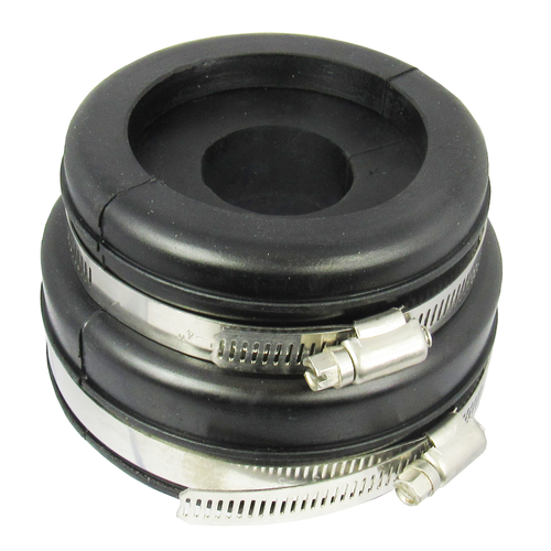 H91041114 4'' or 5'' boot and cushion for 1 hole at 11/4'' Corrugated coax Centric RF