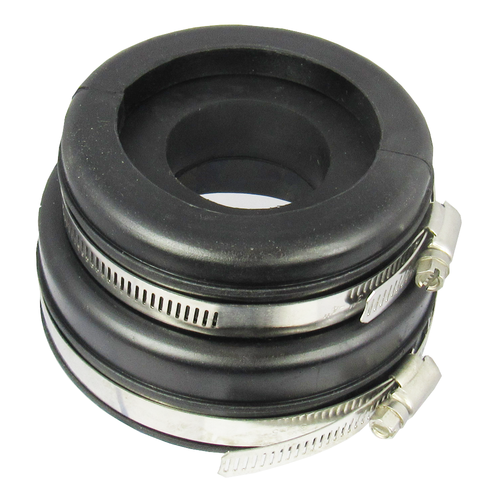 H91041158 4'' or 5'' boot and cushion for 1 hole at 15/8'' Corrugated coax Centric RF