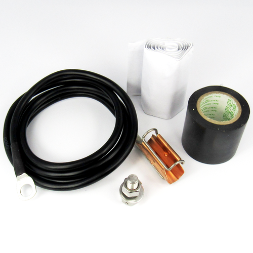 H71050B Grounding Kit 1/2in Clip on Centric RF