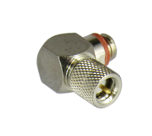 C9416 10-32/Male to 10-32/Female Right Angle Adapter Centric RF