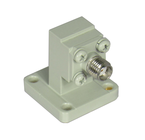 CWR42S WR42 to SMA/Female Waveguide to Coaxial Adapter Centric RF