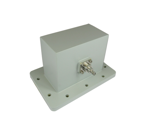 CWR430S SMA/Female to WR430 Waveguide to Coax Adapter Centric RF