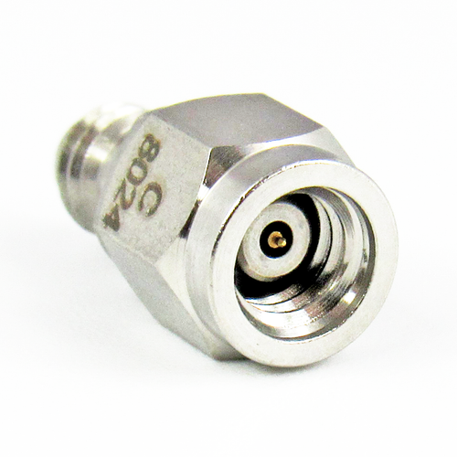 C8024 1.0mm Adapter Male to Female VSWR 1.28 110Ghz