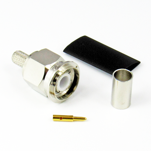 CX7217 TNC/Male for LMR240  Cable Type Connector Centric RF
