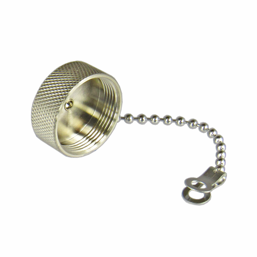 CD4310C 4.3/10 & 4.1/9.5 Male Dust Cap with Chain Centric RF