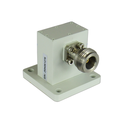 CWR90NB WR90 to N/Female Waveguide to Coaxial Adapter Centric RF