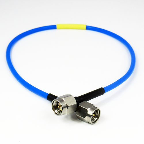C589-086-18 SMA/Male to SMA/Male 27 Ghz Flexible 18 inch Cable Centric RF