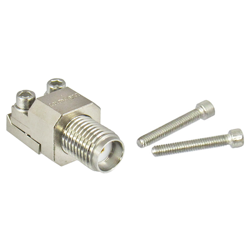 292-07A-9 SMA End Launch Connector Centric RF