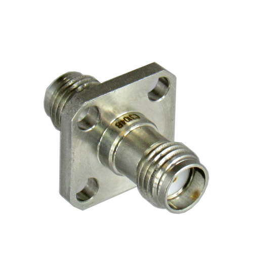 C3104B SMA/Female to SMA/Female Flange Adapter Centric RF
