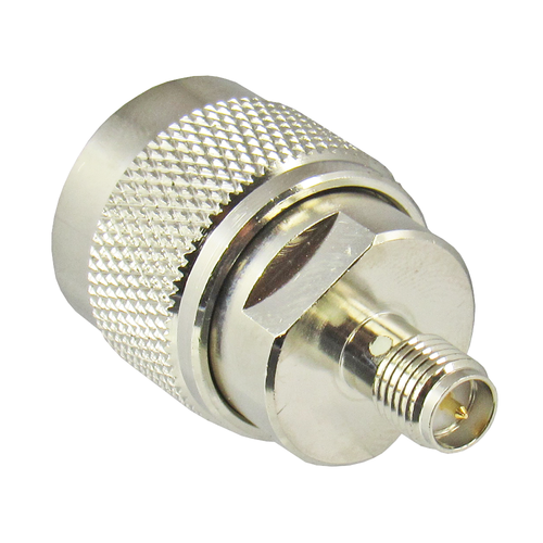 C9243 N/Male to SMA/Female Reverse Polarity 11 Ghz Adapter Centric RF
