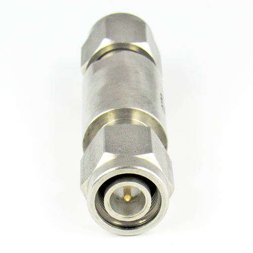 C2587 TNC Adapter 18Ghz Male to Male  VSWR 1.15 S Steel Clearance