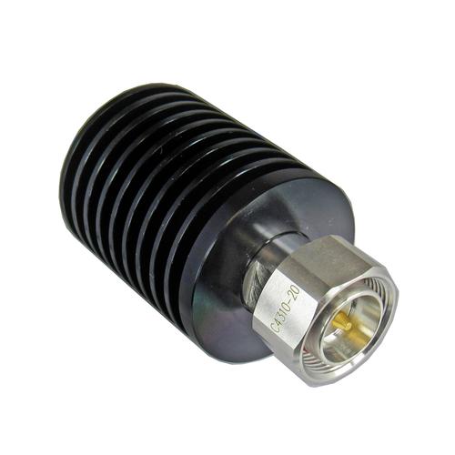 C4310-20 4.3/10 Male 20 Watt 6 Ghz Termination Centric RF