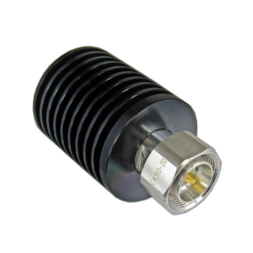 C4310-20 4.3/10 Male 20 Watt 6 Ghz Termination Centric RF