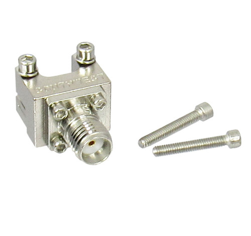"292-06A-5 SMA End Launch Connector .007"" pin 27GHz CentricRF"