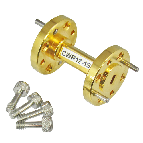 CWR12-1S WR12 Waveguide 60-90Ghz  VSWR 1.06 Centric RF
