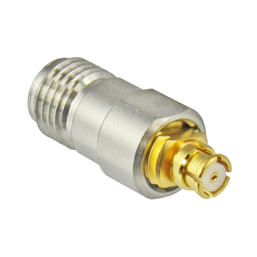 Micromode MADP-6035 SMP Female to SMA Female adapter