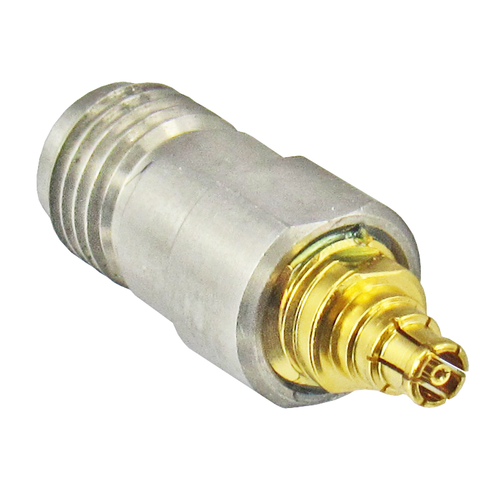 C4350 MiniSMP Female to SMA/Female Adapter Centric RF