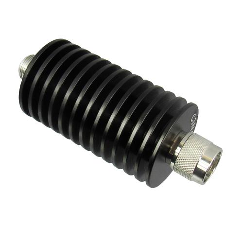 C3N502-6 Type N. 50Watt CW. Attenuator 3Ghz 40db Centric RF