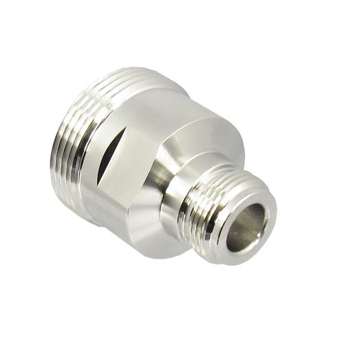 C8404B 7/16 Female to N Female. VSWR 1.15 max 0-6ghz. PIM <165dbc. 19mm Nut Centric RF