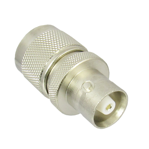 C4925 Type C Female to N Male Adapter VSWR 1.25 Brass Centric RF