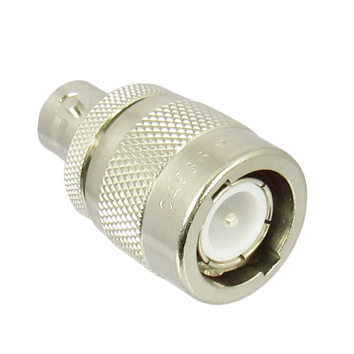 C4936 Type C Male to BNC Female Adapter 4Ghz VSWR 1.25 Brass Centric RF