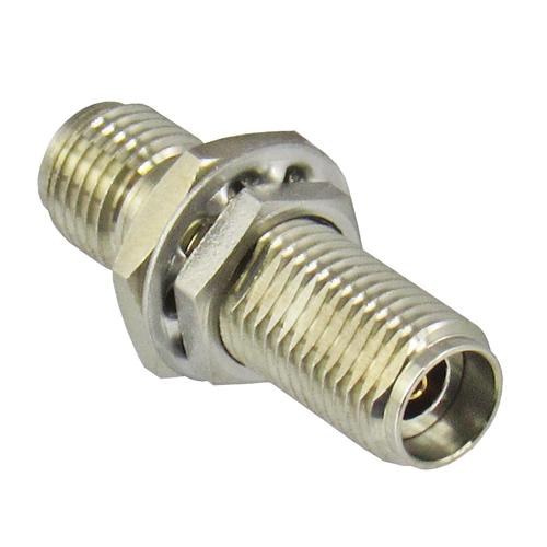 C7079 2.92 Female to 2.92 Female Bulkhead Adapter Centric RF