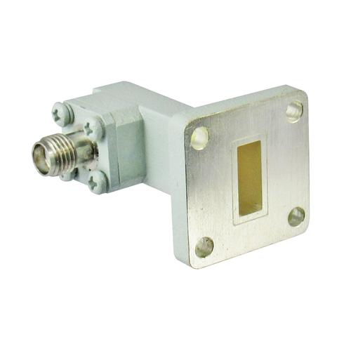 CWR42SC WR42 to SMA WG to Coax Adapter 18-26.5Ghz  VSWR 1.25 50W