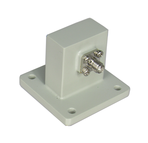 CWR112S WR112 to SMA/Female Waveguide to Coaxial Adapter Centric RF