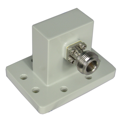 CWR137N WR137 to N/Female Waveguide to Coaxial Adapter Centric RF