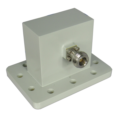 CWR229N to N/Female Waveguide to Coaxial Adapter Centric RF