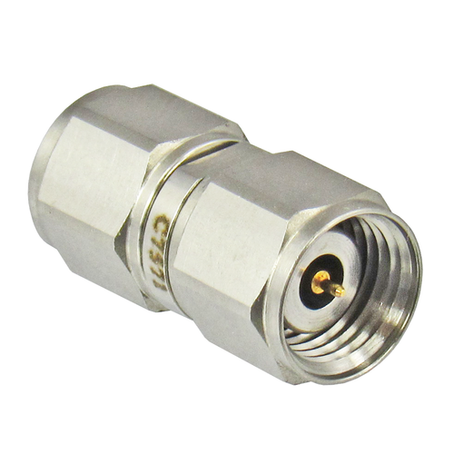 C7571 2.4mm Male to 2.4mm Male Adapter S Steel 50Ghz Centric RF