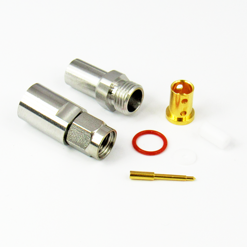 CX1431 SMA Male Connector for LL142 Cable Centric RF