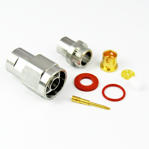 CX3356 N Male Connector for LL335 Cable Centric RF