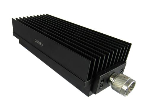 C8N2508-20 N/Male to N/Female 8.5 Ghz 20 dB Unidirectional Attenuator Centric RF
