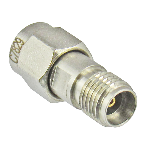 C7829 3.5/Female to SMA/Male Adapter Centric RF