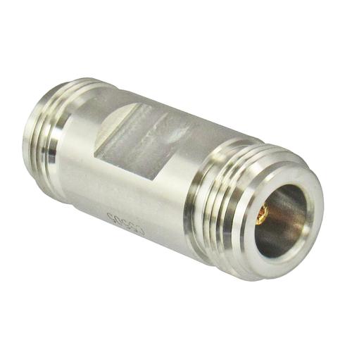 C5505 N Adapter 18Ghz Female to Female VSWR 1.2 Centric RF