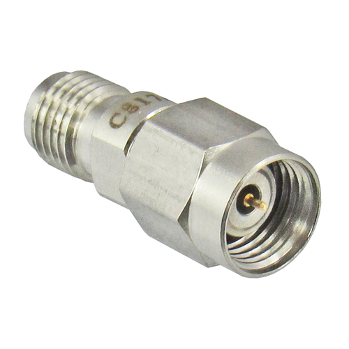 C8174 1.85mm Male to SMA Female Adapter 27ghz Centric RF