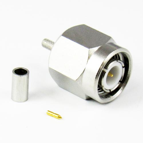 CX3183 TNC Male Connector RG316 RG174 Centric RF