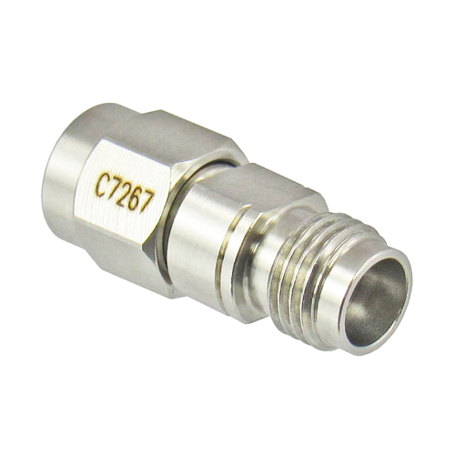 C7267 2.92mm Male to 2.4mm Female Adapter VSWR 1.15 40Ghz Centric RF