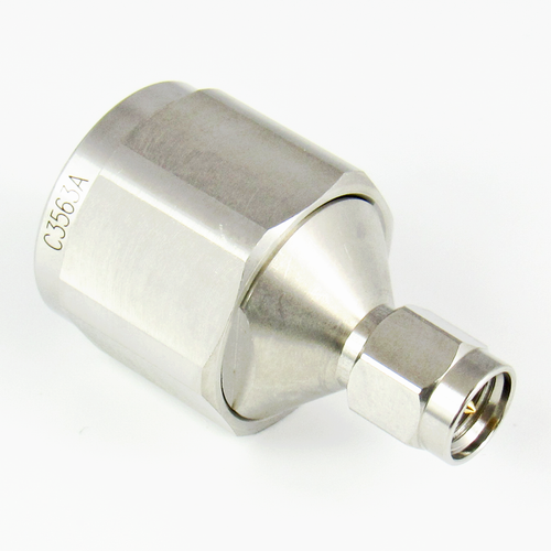 C3563A SMA Male to N Male Adapter 18Ghz VSWR 1.2 Centric RF
