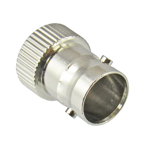 CBF3 BNC Female Dust Cap Brass protects BNC-M Centric RF